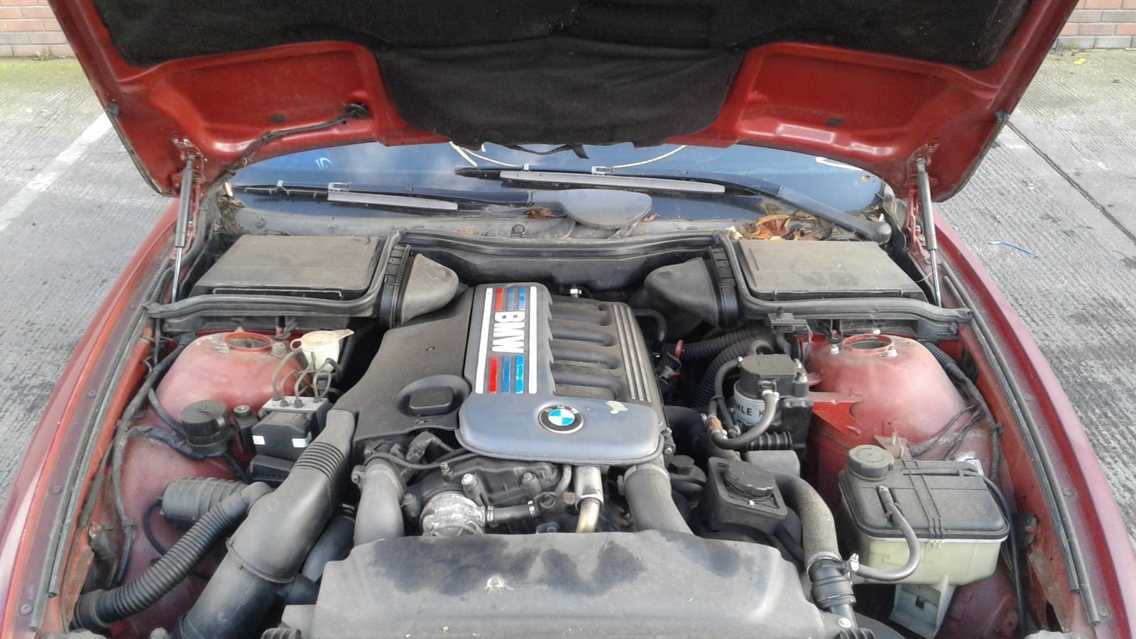 2000 BMW 5 SERIES 530D Image