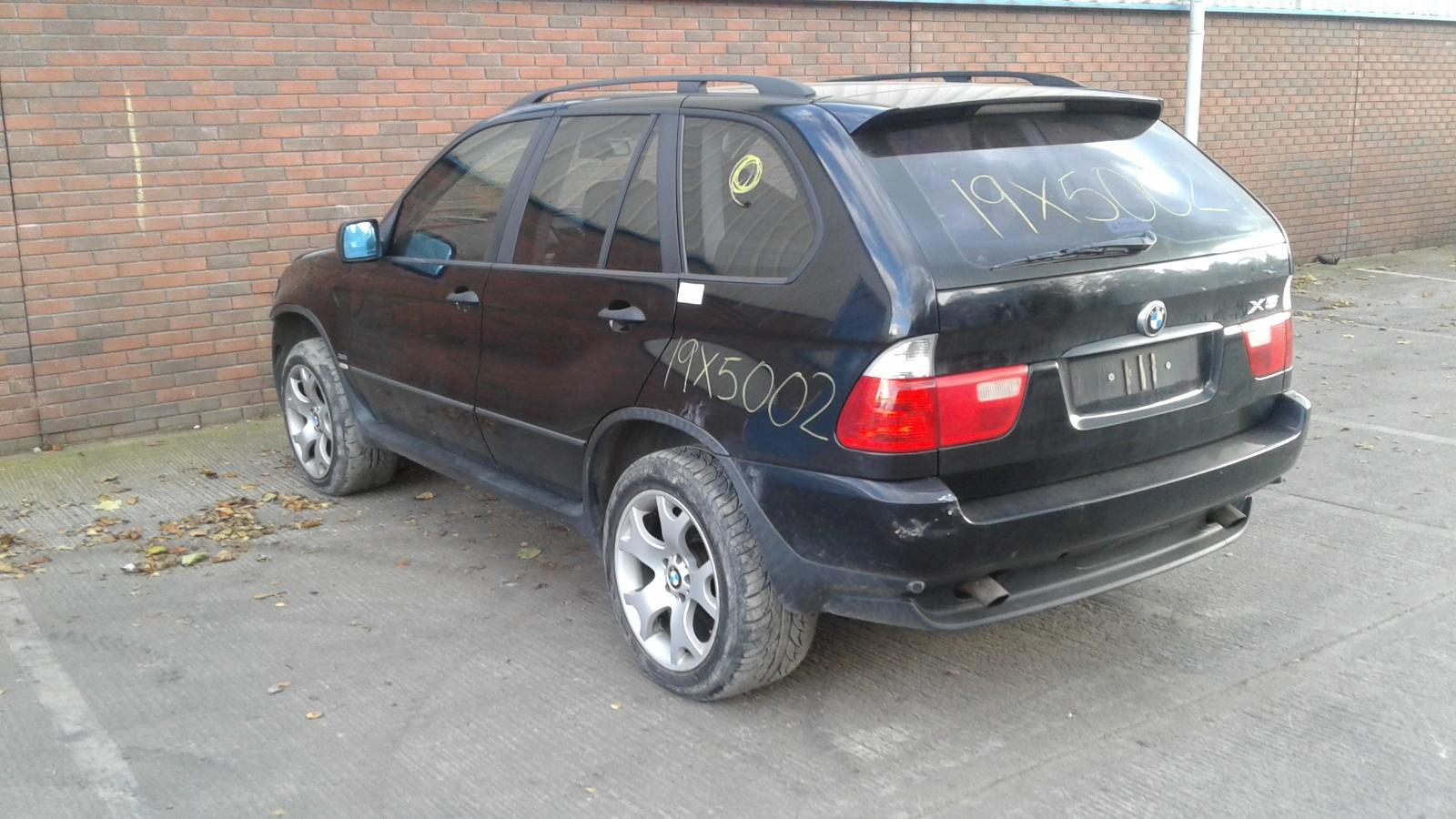 2003 BMW X5 Image