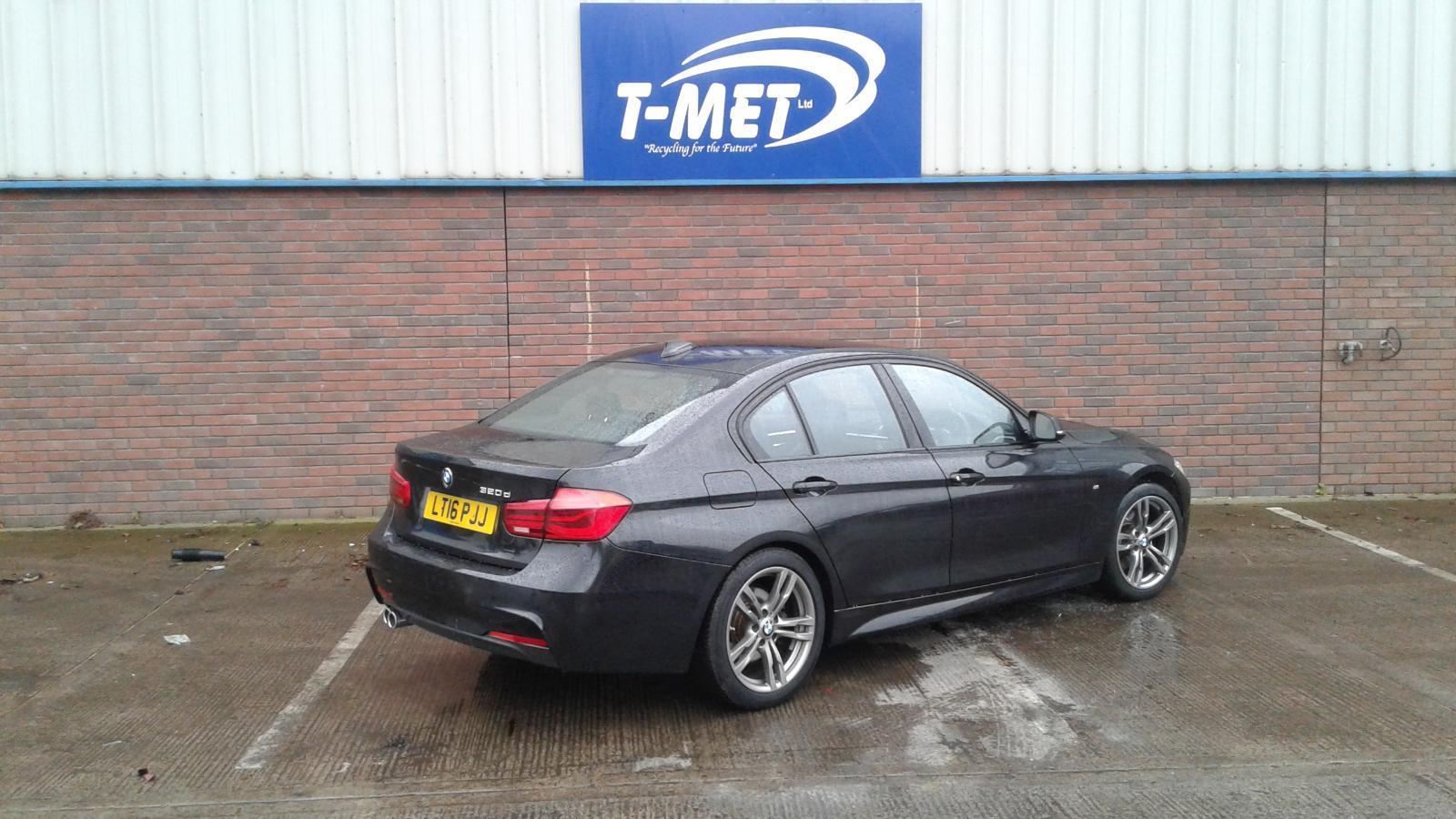 2016 BMW 320 M Sport Image