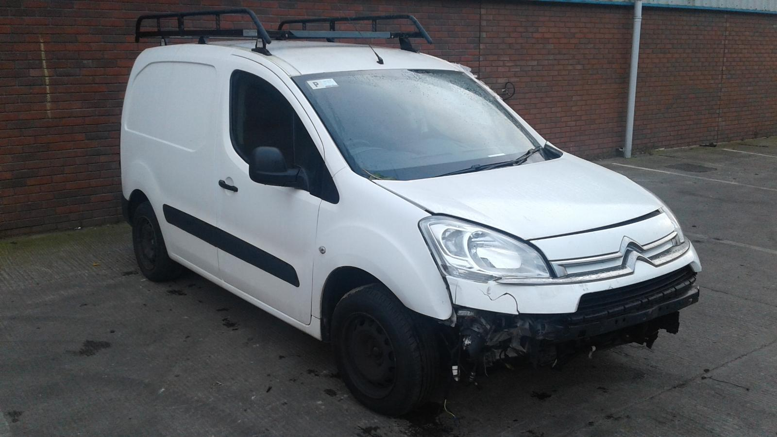 2015 Citroen Berlingo Image