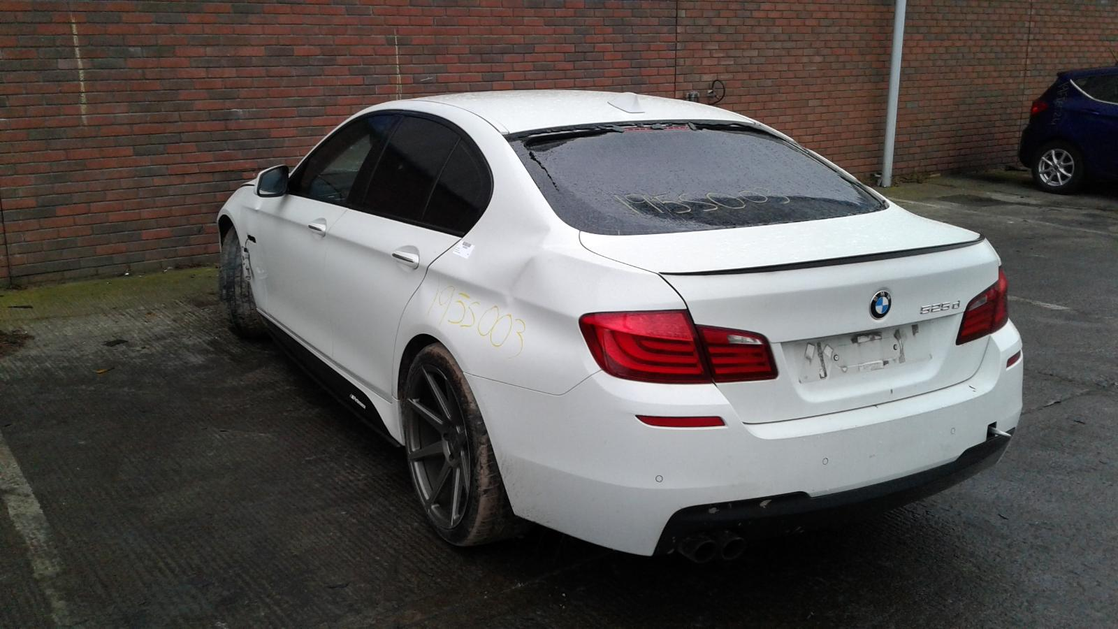 2011 BMW 5 SERIES Image