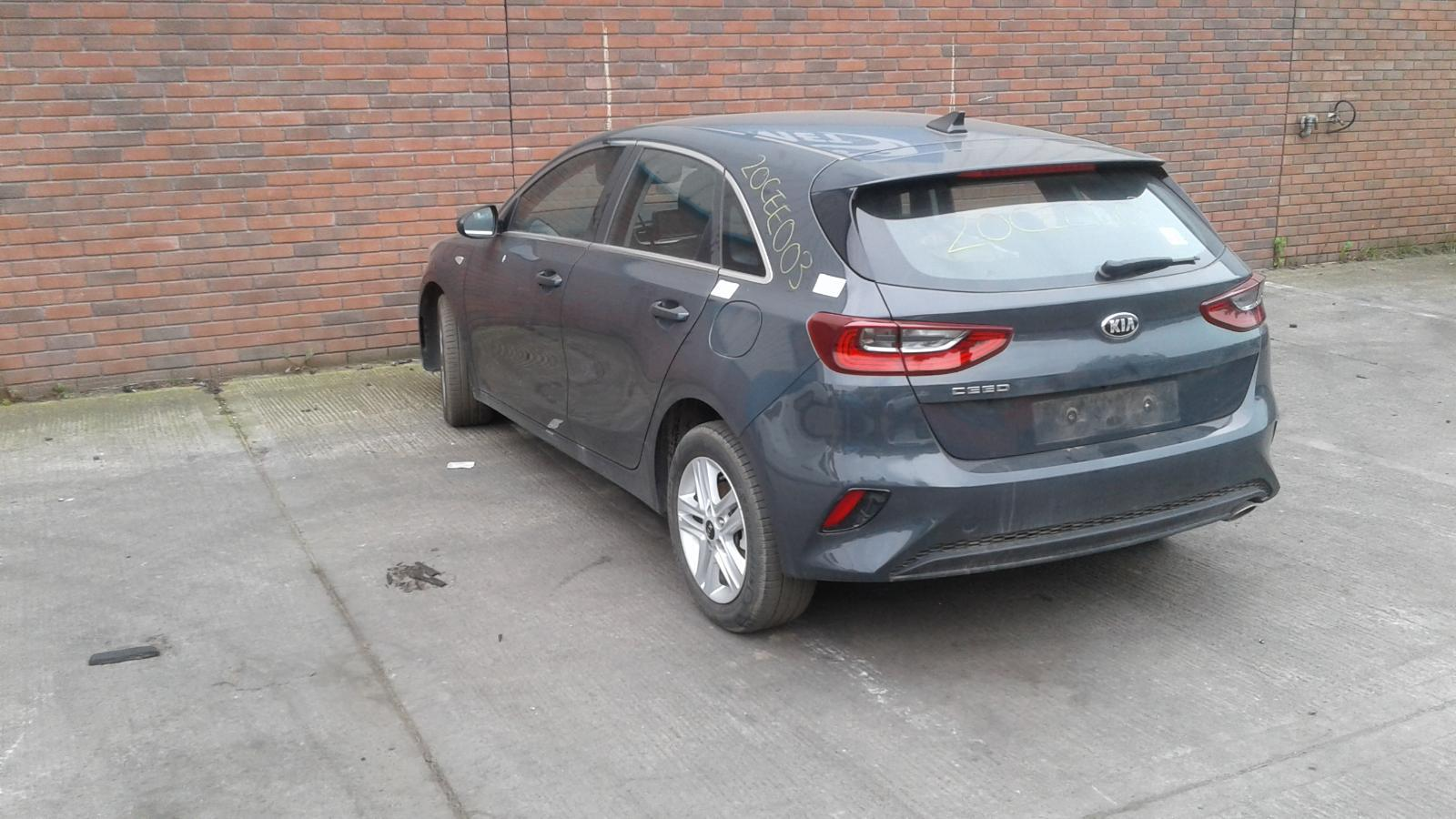2019 KIA CEED BREAKING FOR PARTS Image