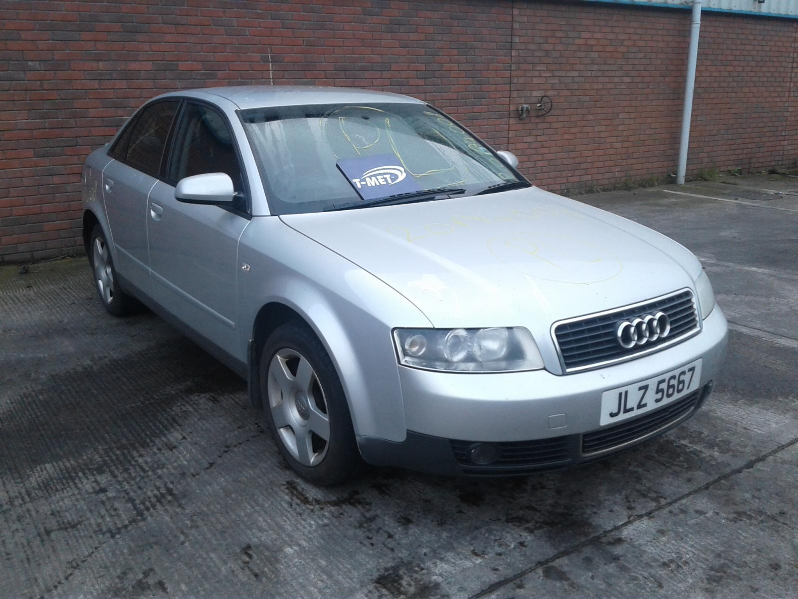 2002 Audi A4 Spare Car Parts Available From T