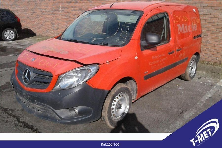 2016 MERCEDES CITAN BREAKING FOR PARTS Image