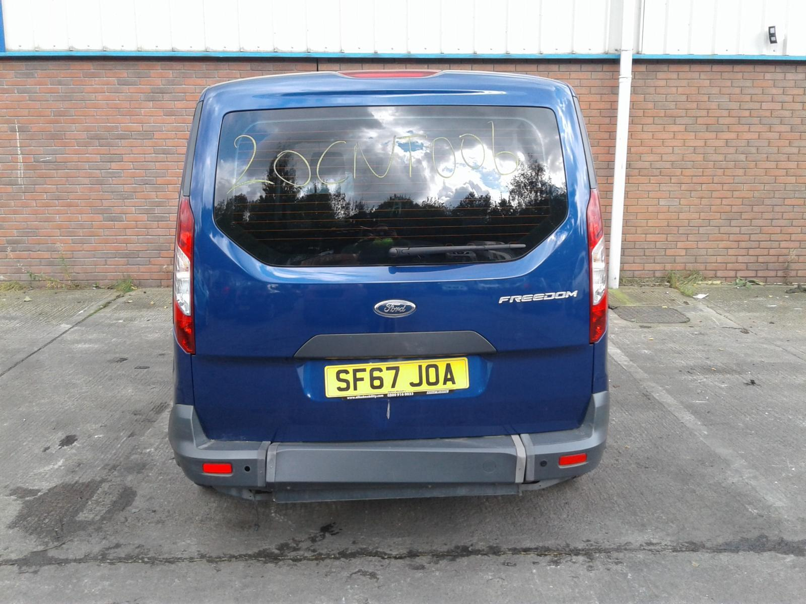 201 FORD TRANSIT CONNECT FREEDOM Image