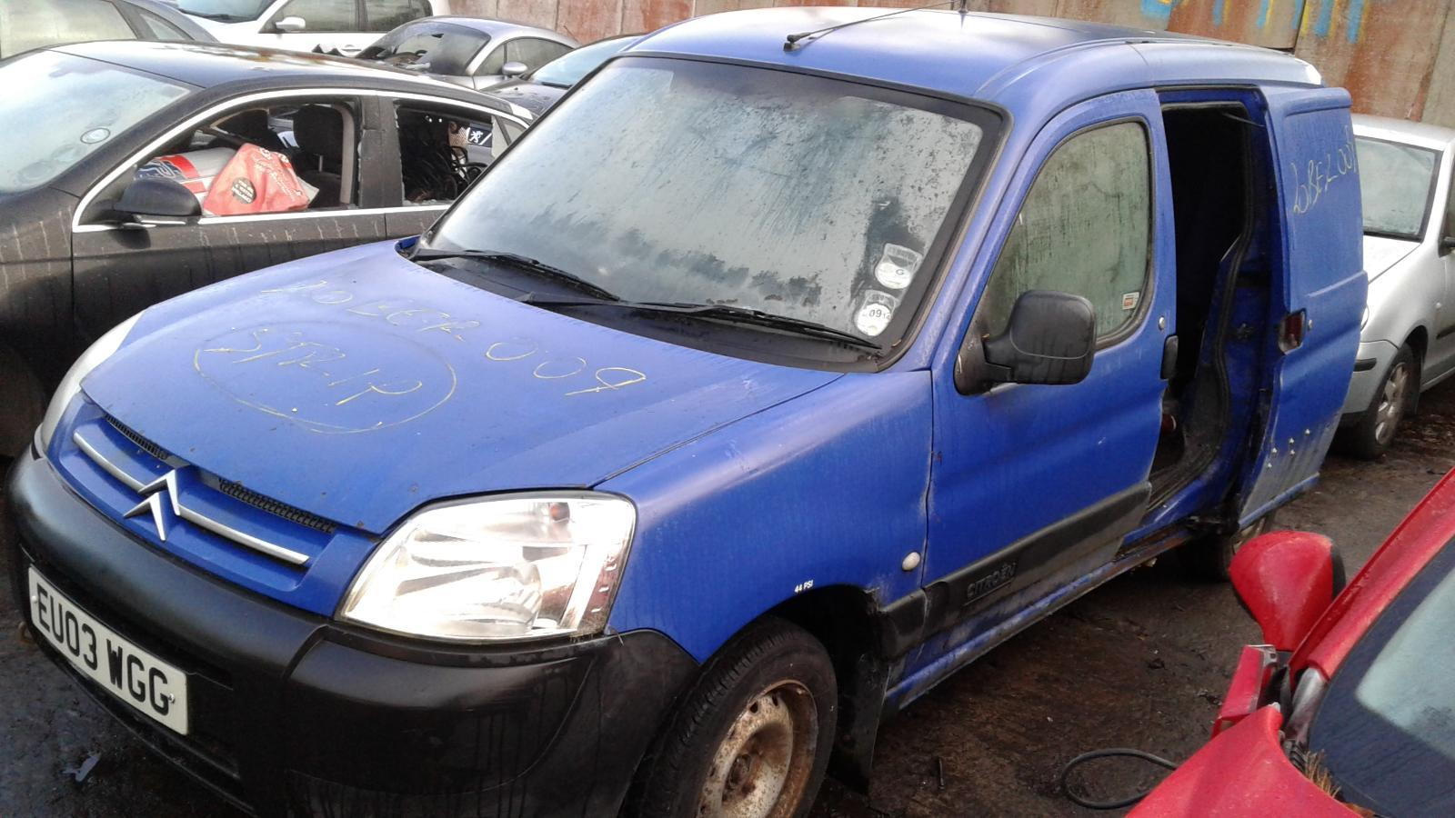 2003 CITROEN BERLINGO Image