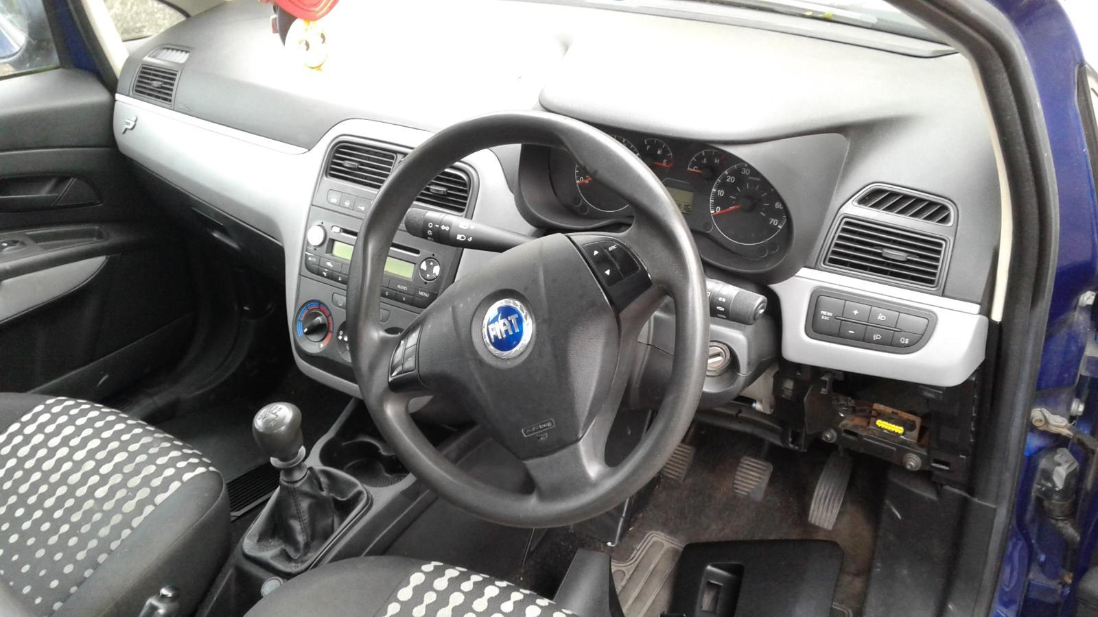 2006 FIAT GRANDE PUNTO Image