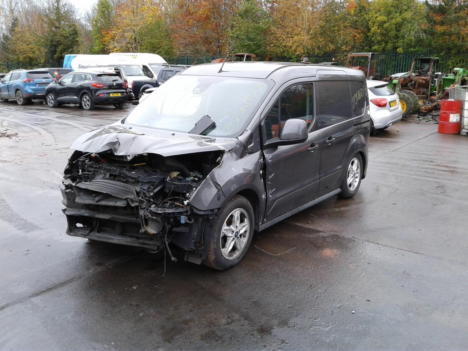 2016 FORD TRANSIT CONNECT Image