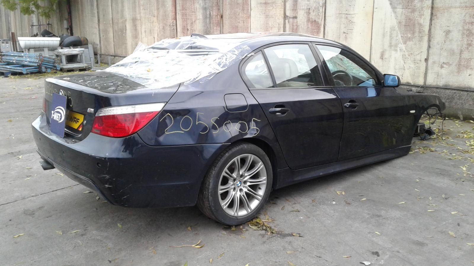 2008 BMW 5 SERIES Image