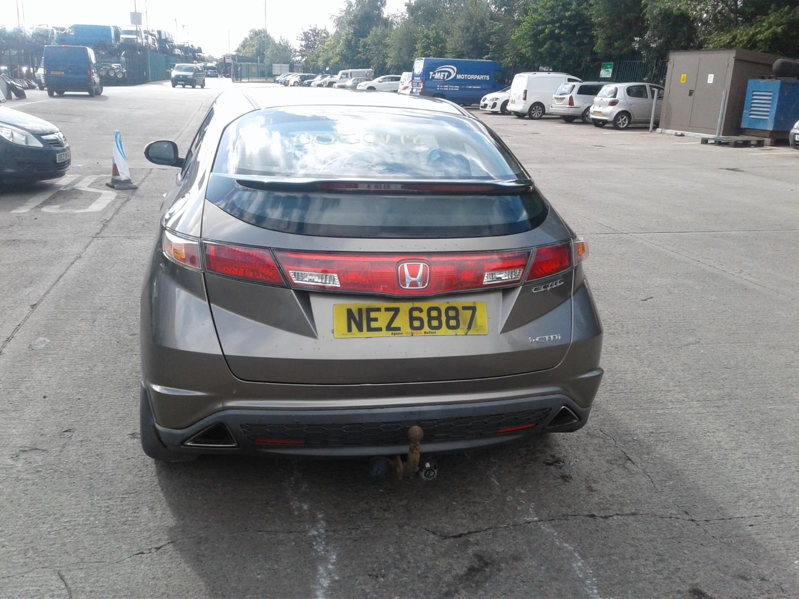 2006 Honda CIVIC SE I-CTDI Image