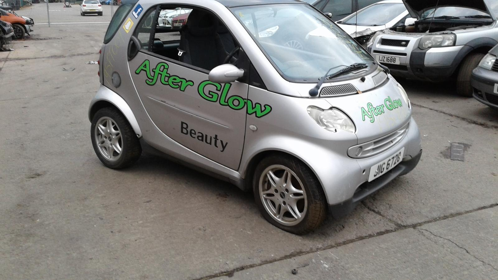 2002 SMART FORTWO Image