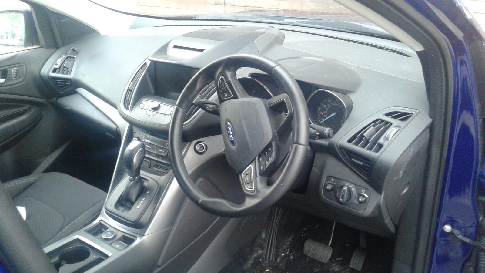 2018 Ford Kuga Zetec Image