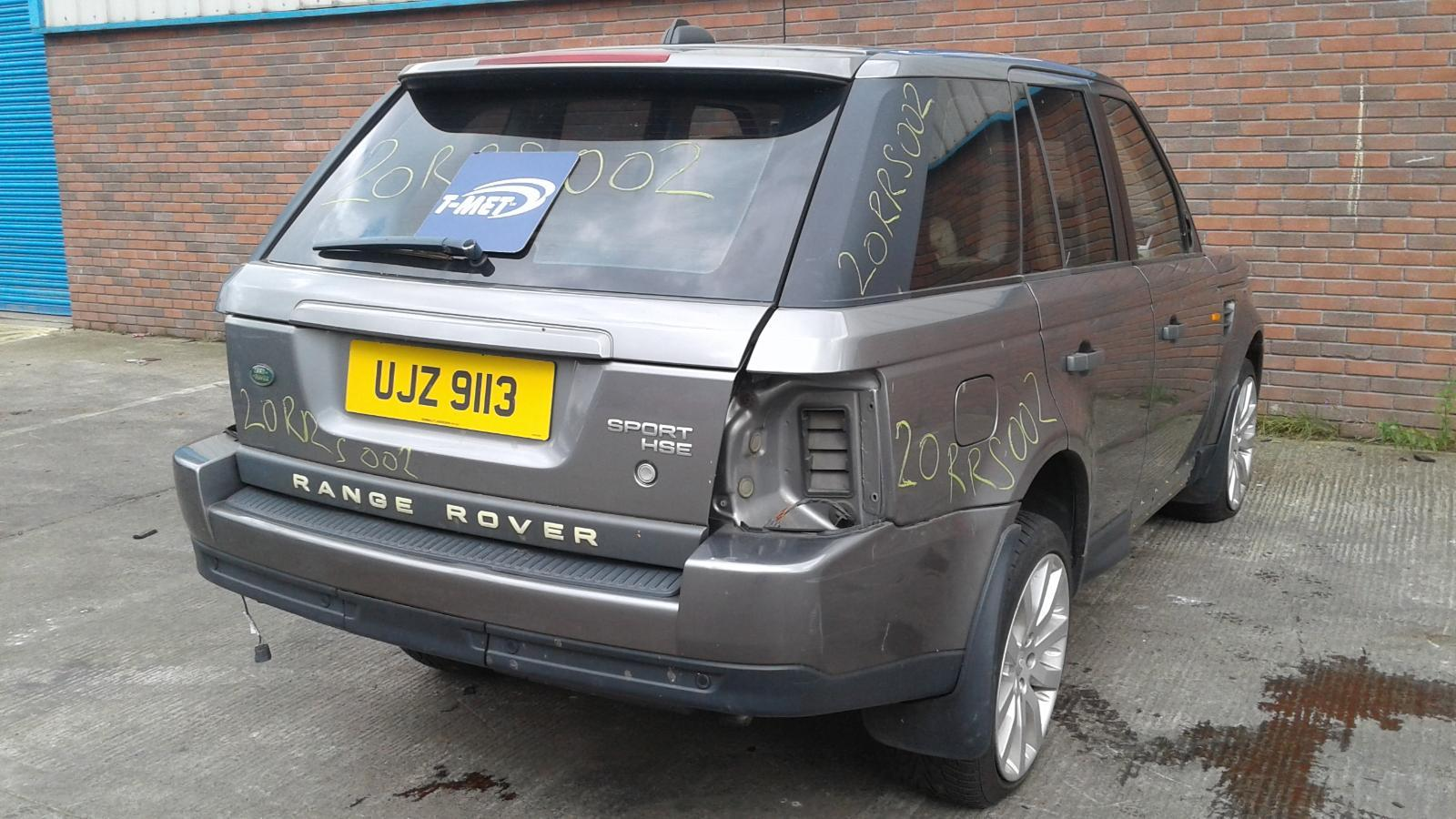 2007 LAND ROVER RANGE ROVER SPORT Image