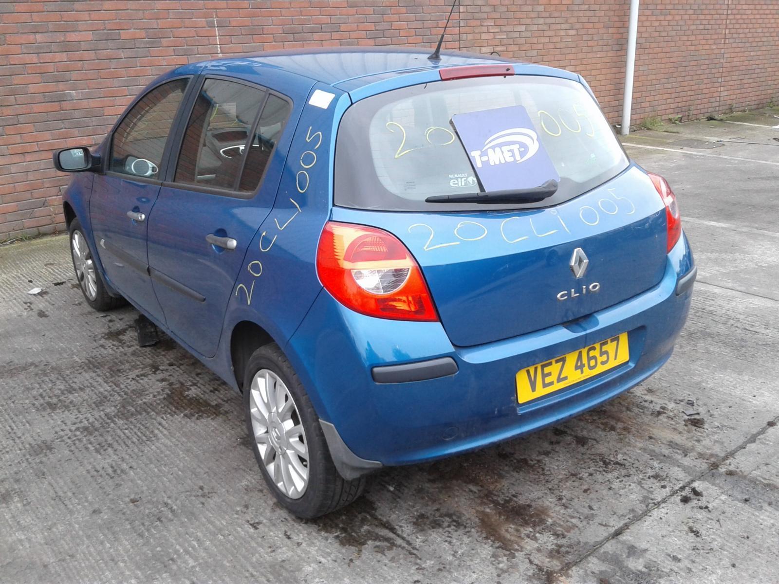 2009 RENAULT CLIO Image