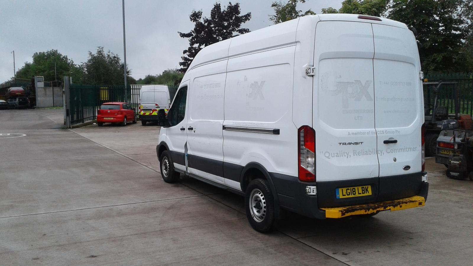 2018 FORD TRANSIT FOR SALE £11250+VAT ONO Image