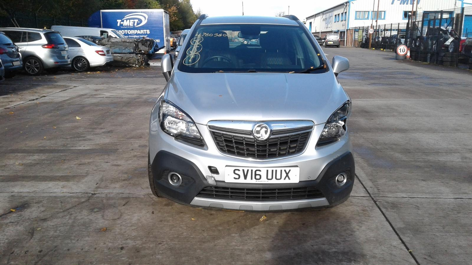 2016 VAUXHALL MOKKA FOR SALE £5750 ONO Image