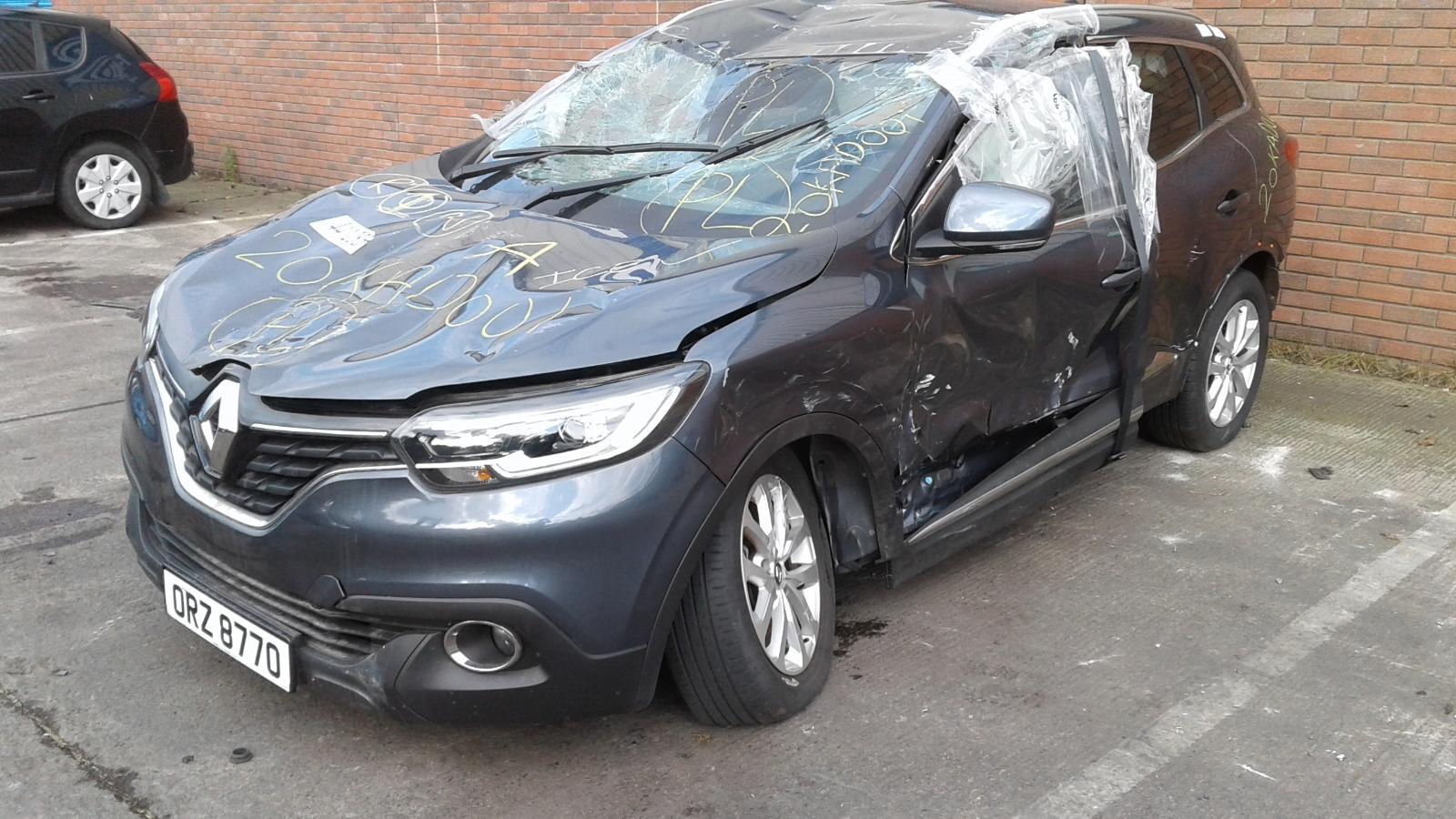 2019 RENAULT KADJAR BREAKING FOR PARTS Image