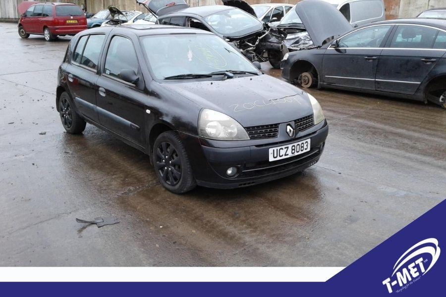 2003 RENAULT CLIO Image