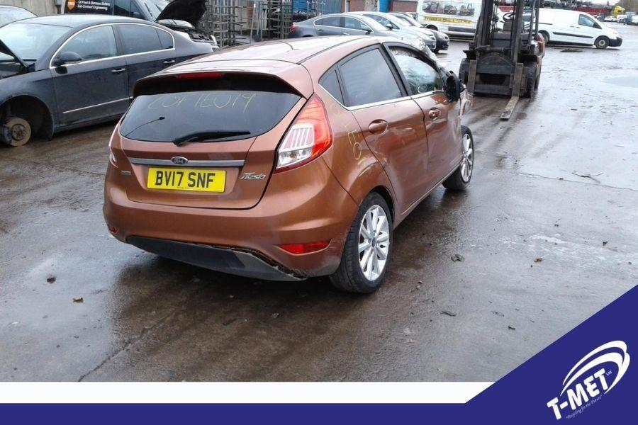 2017 FORD FIESTA Image