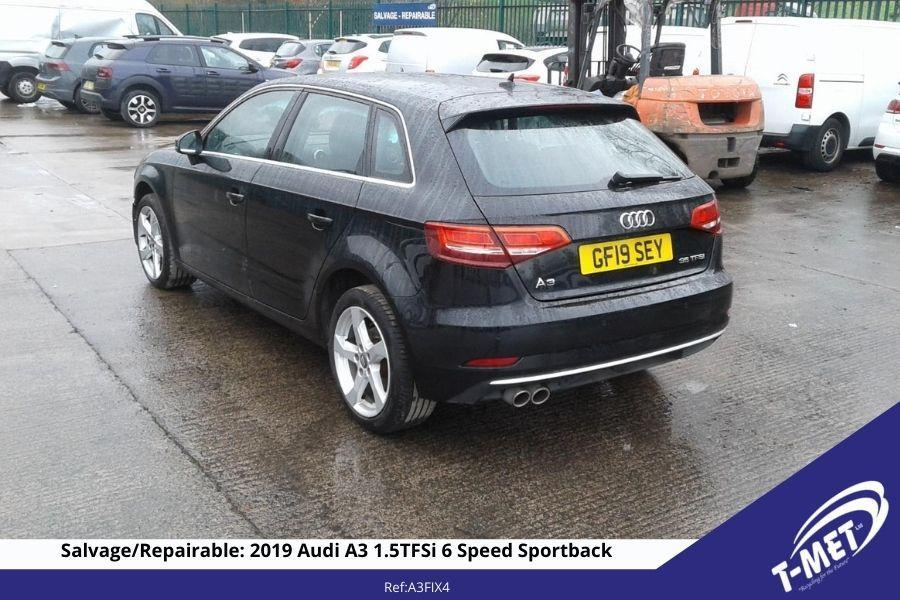 2019 AUDI A3 SPORTBACK FOR SALE Image