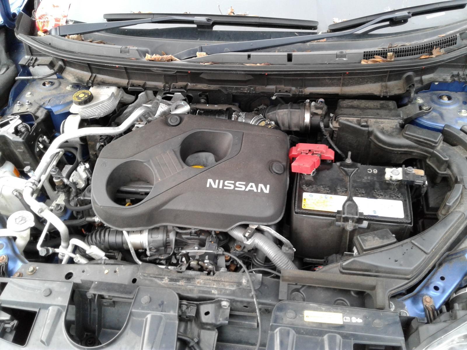 2018 NISSAN X-TRAIL Image