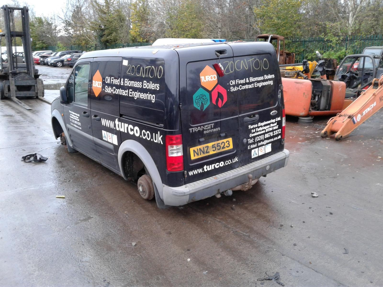 2009 FORD TRANSIT CONECT Image