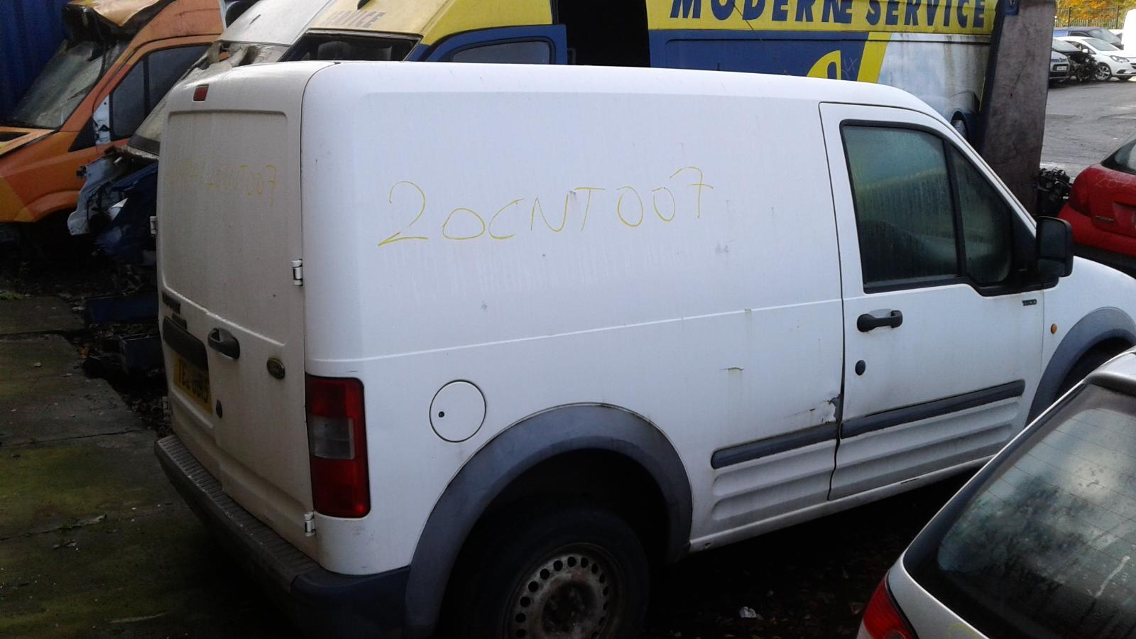 2003 FORD TRANSIT CONNECT Image