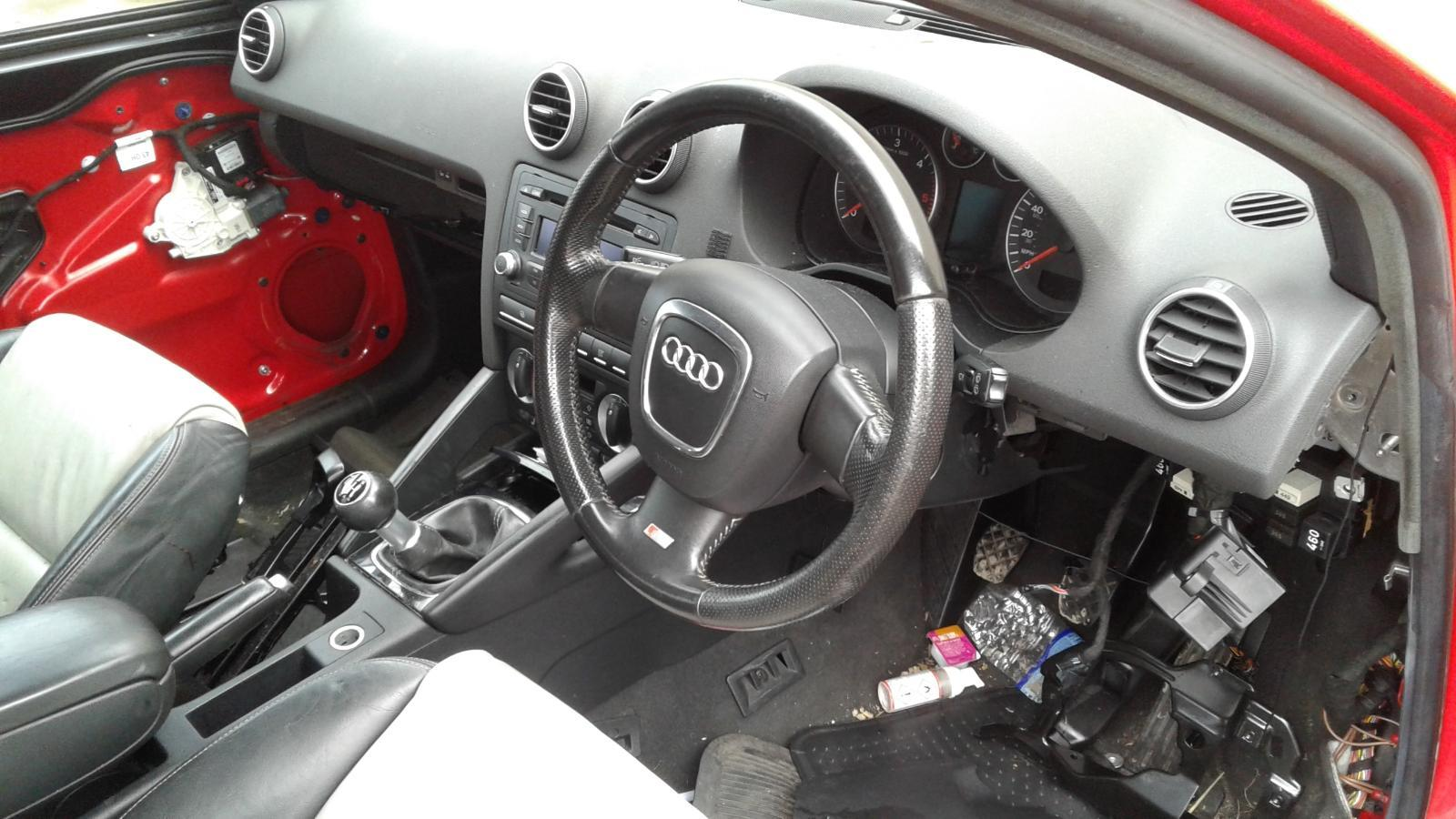2007 AUDI A3 Image
