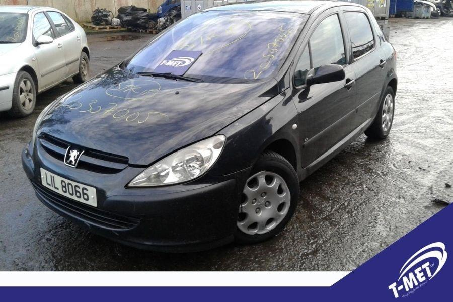 2003 PEUGEOT 307 BREAKING FOR PARTS Image