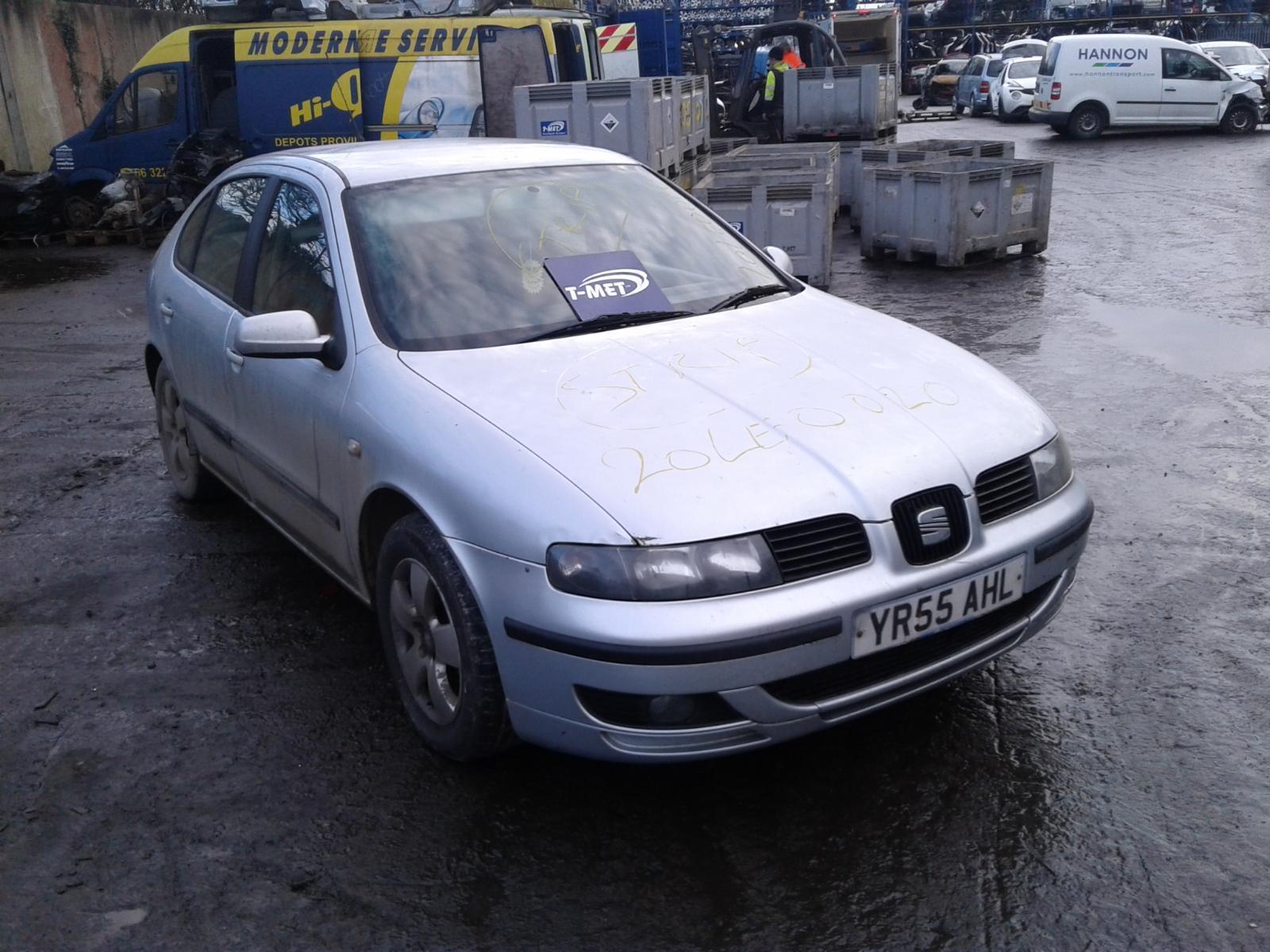 2005 SEAT LEON Image