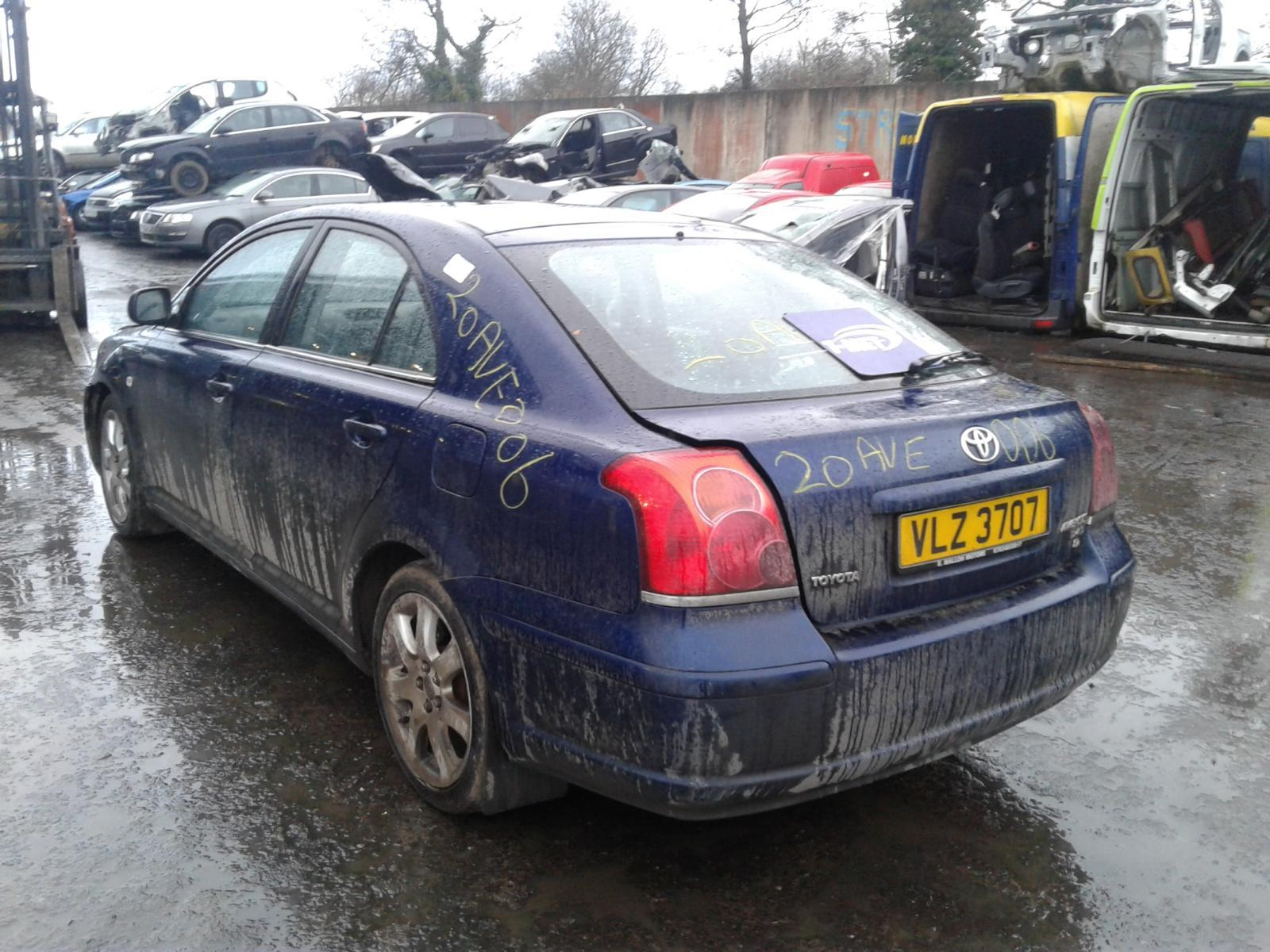 2005 TOYOTA AVENSIS BREAKING FOR PARTS Image
