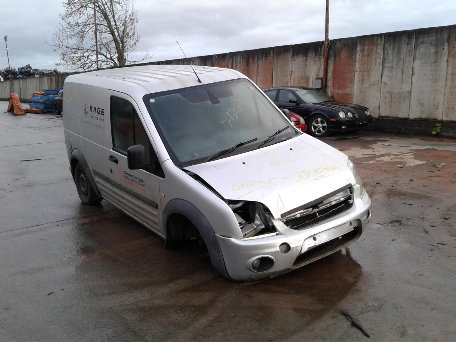 2012 FORD TRANSIT CONNECT Image