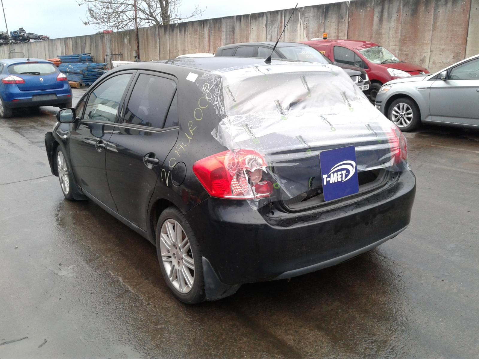 2008 TOYOTA AURIS BREAKING FOR PARTS Image
