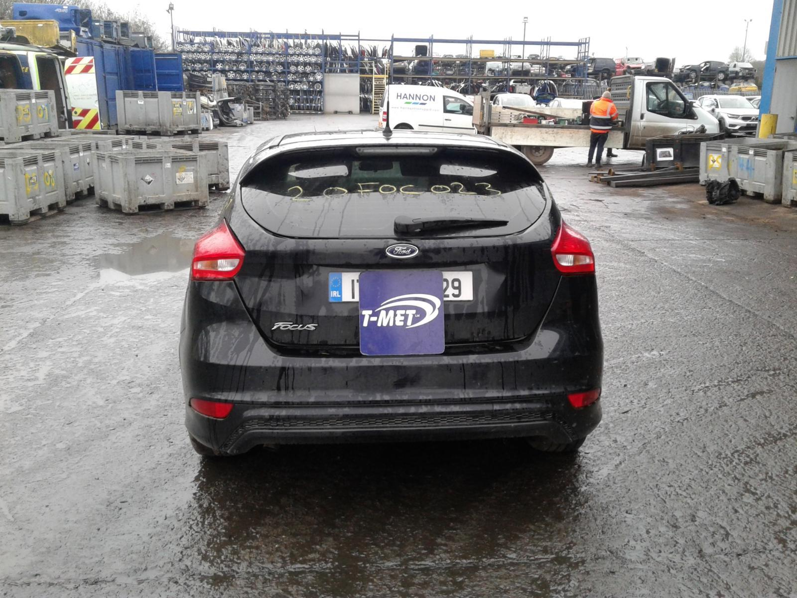 2017 FORD FOCUS Image