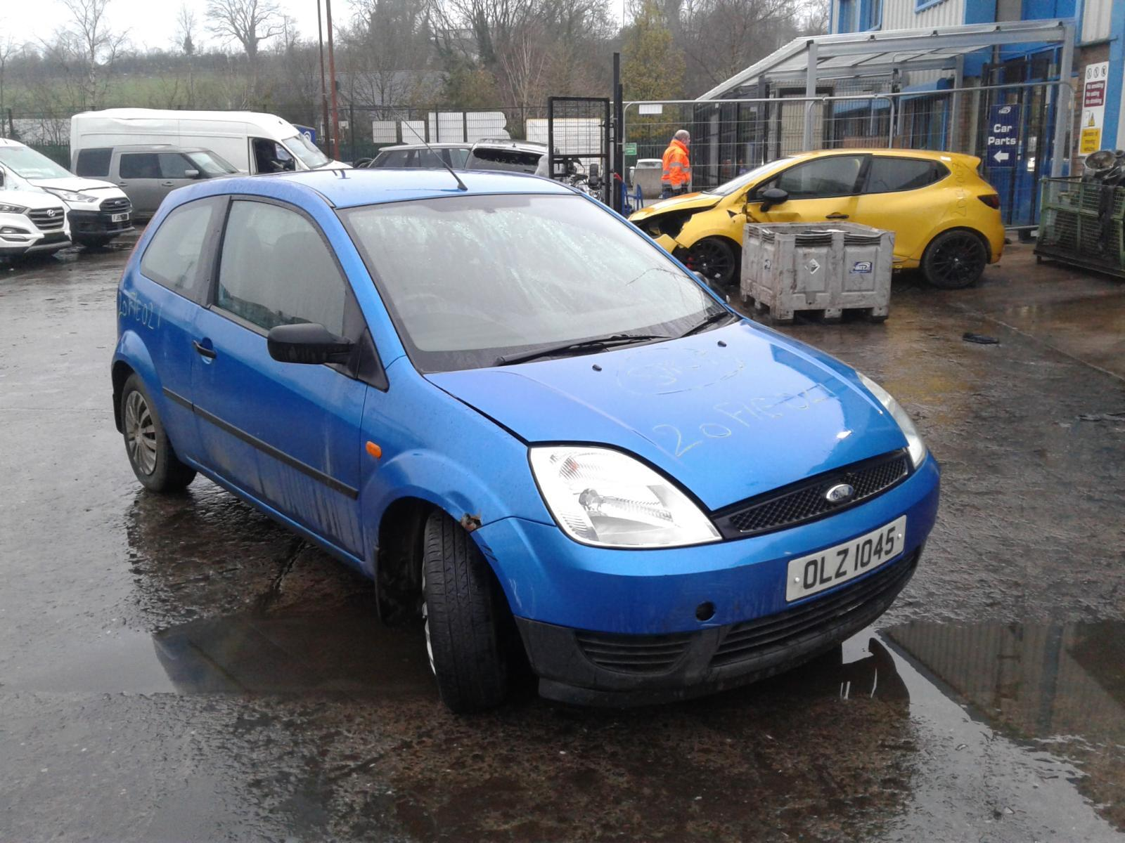 2004 FORD FIESTA Image