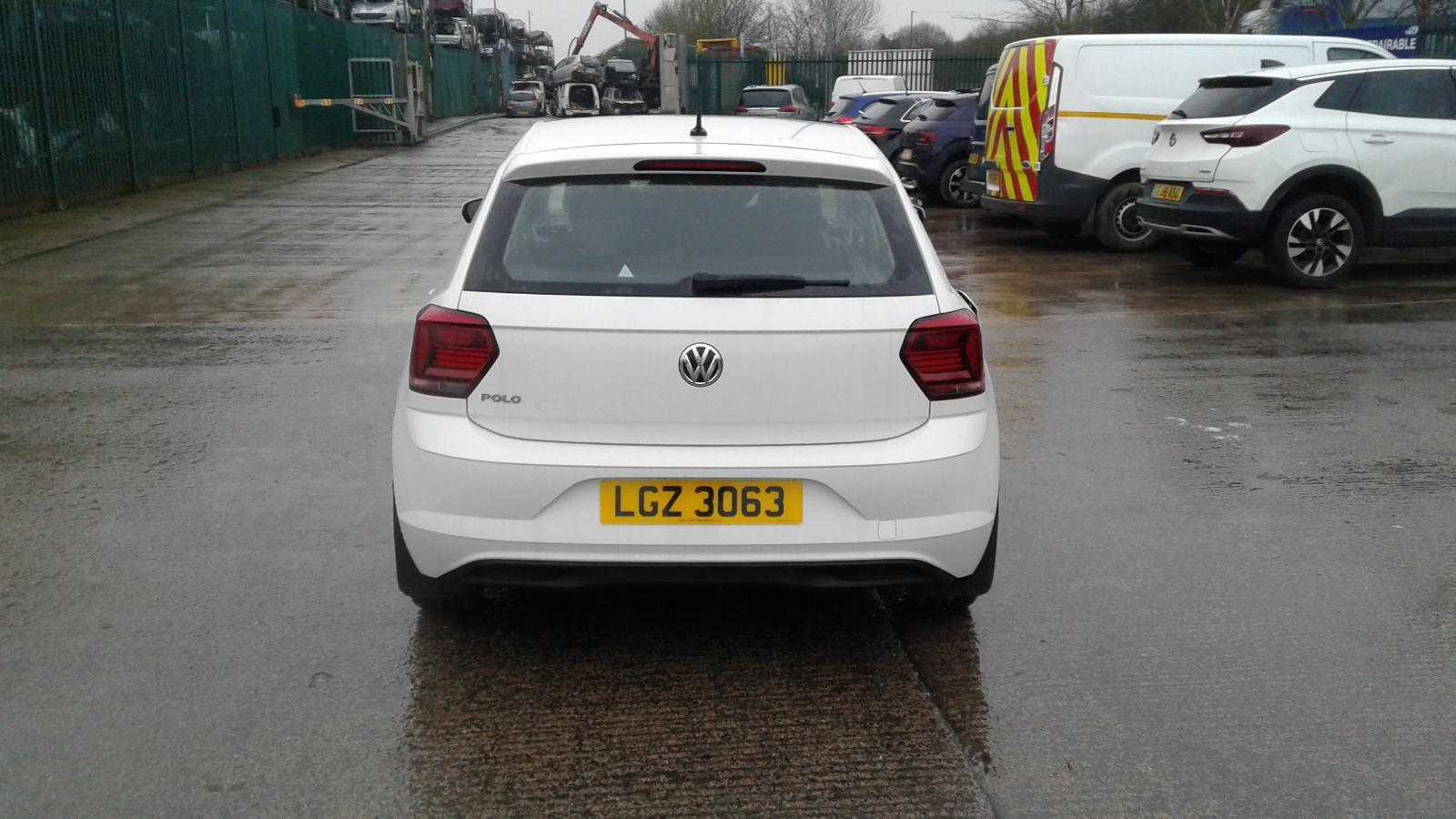 2018 VOLKSWAGEN POLO FOR SALE £3750 ONO Image