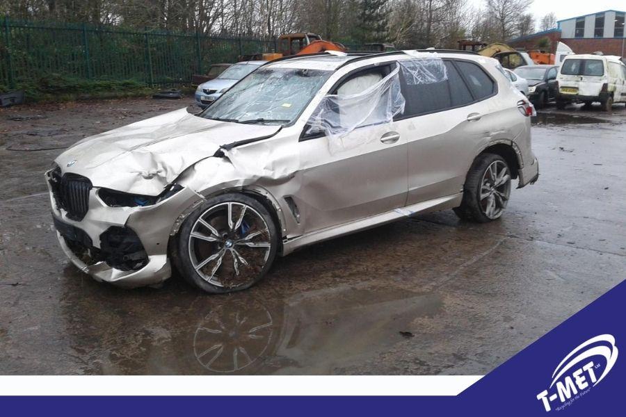2018 BMW X5 Image