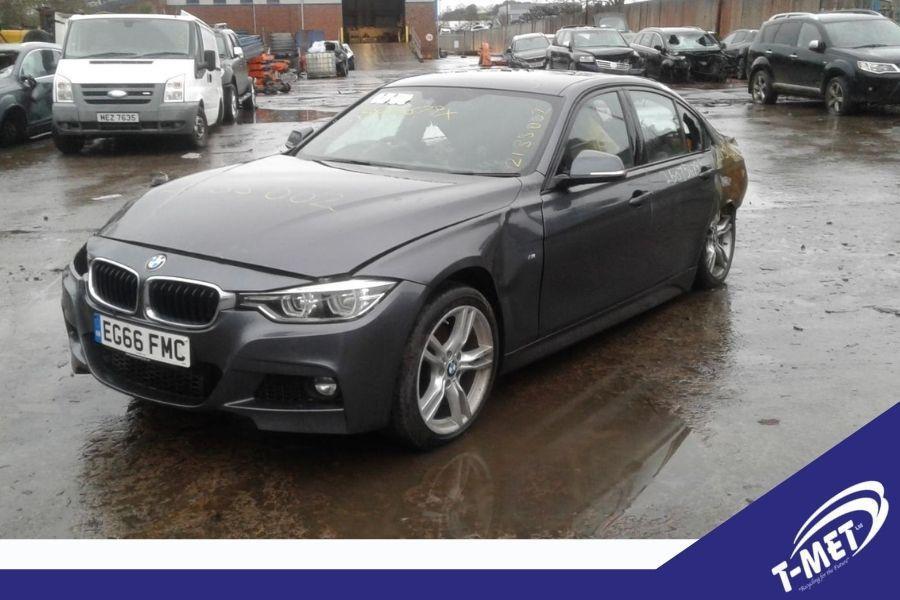 2017 BMW 3 SERIES Image