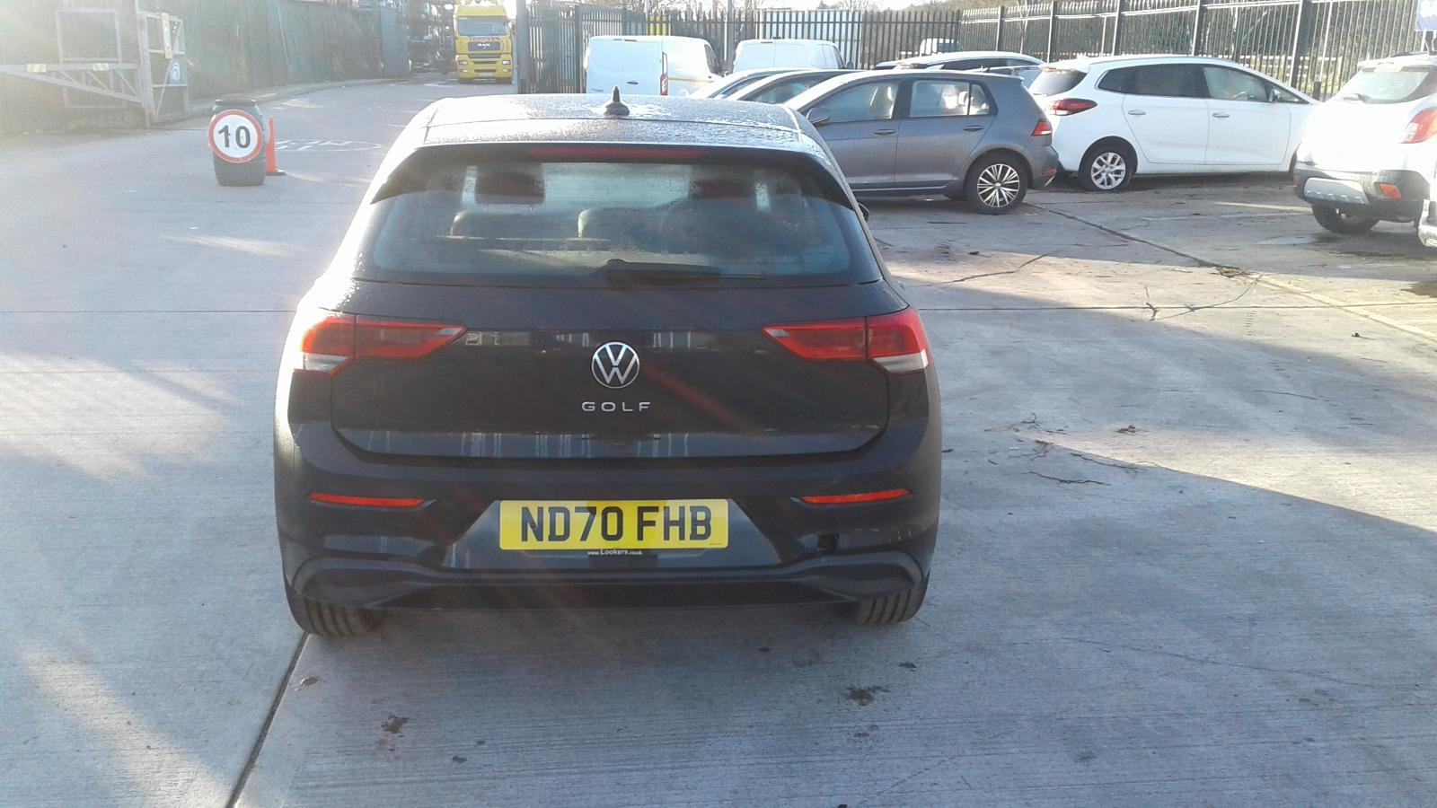 2020 MK8 GOLF FOR SALE £11,800 ONLY 220 MILES ON IT Image