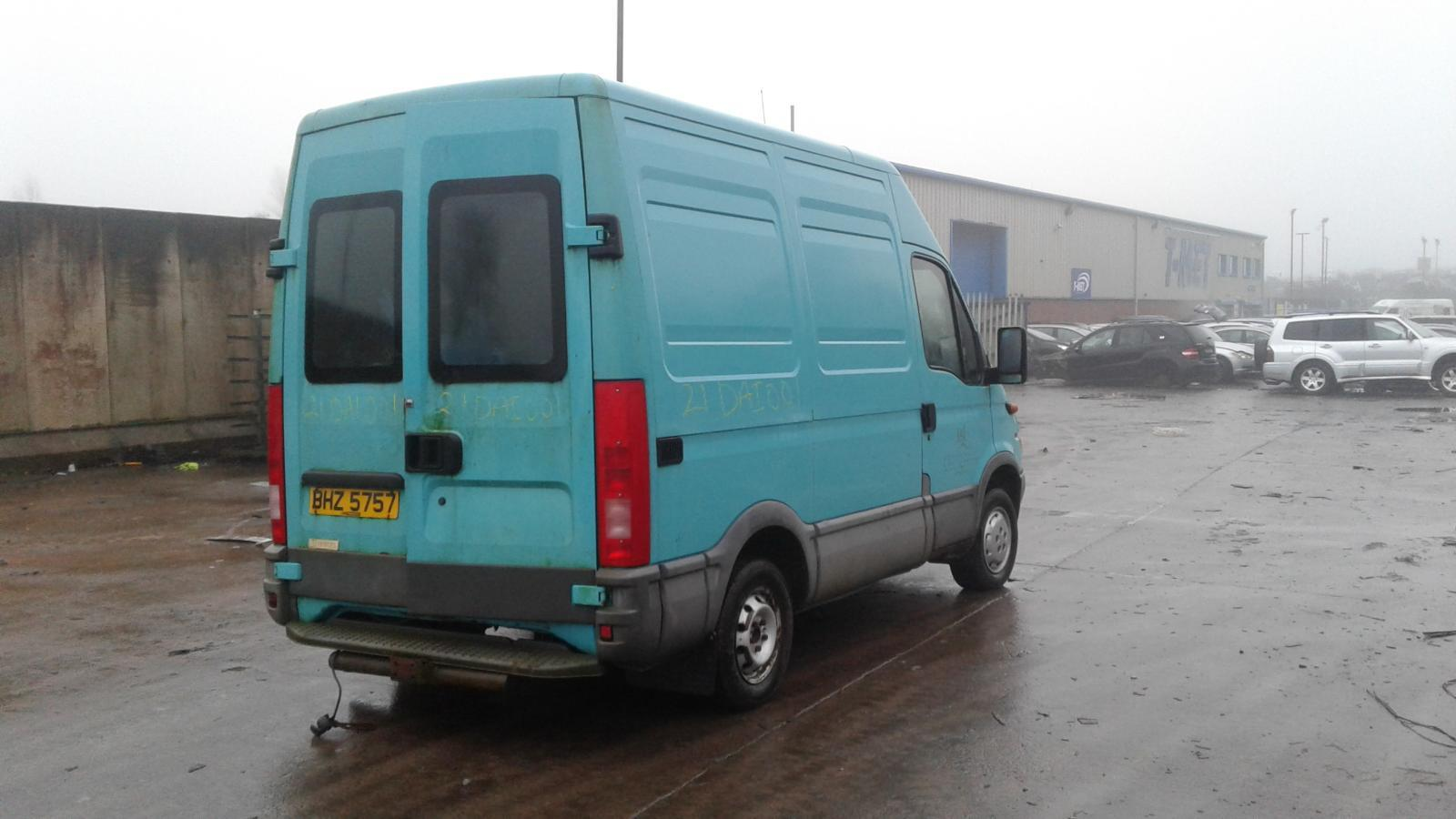 2001 IVECO DAILY Image