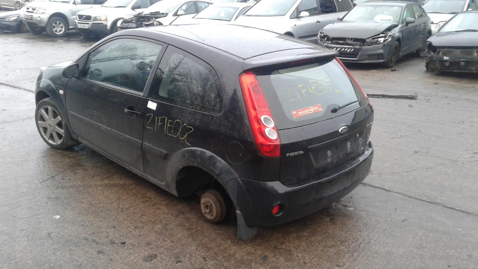2008 FORD FIESTA Image
