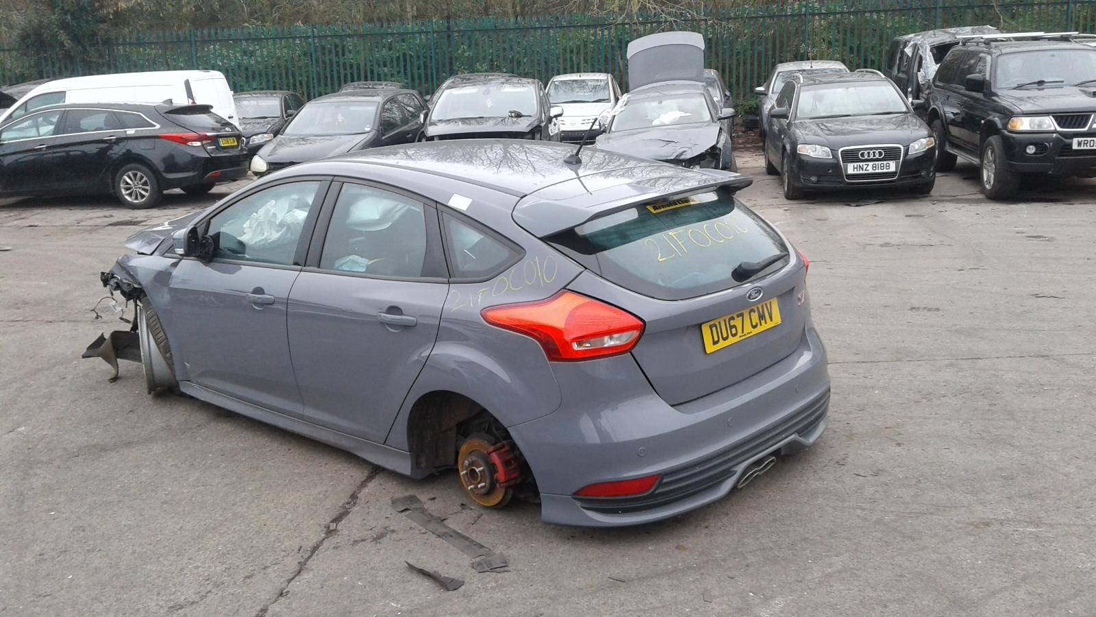 2018 FORD FOCUS Image