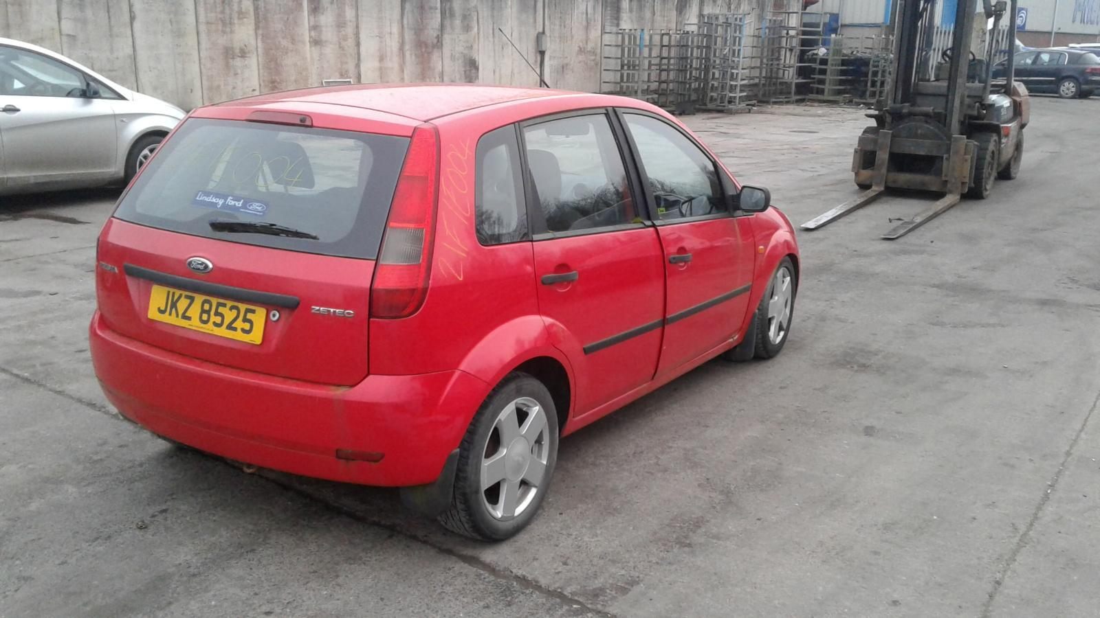 2003 FORD FIESTA Image