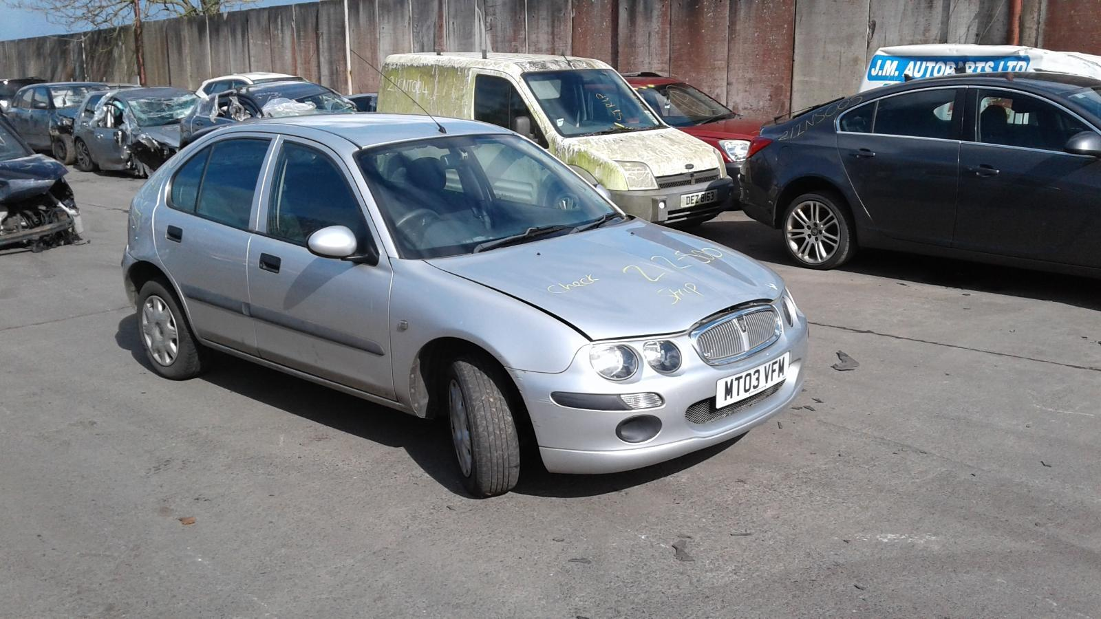 2003 ROVER 25 Image