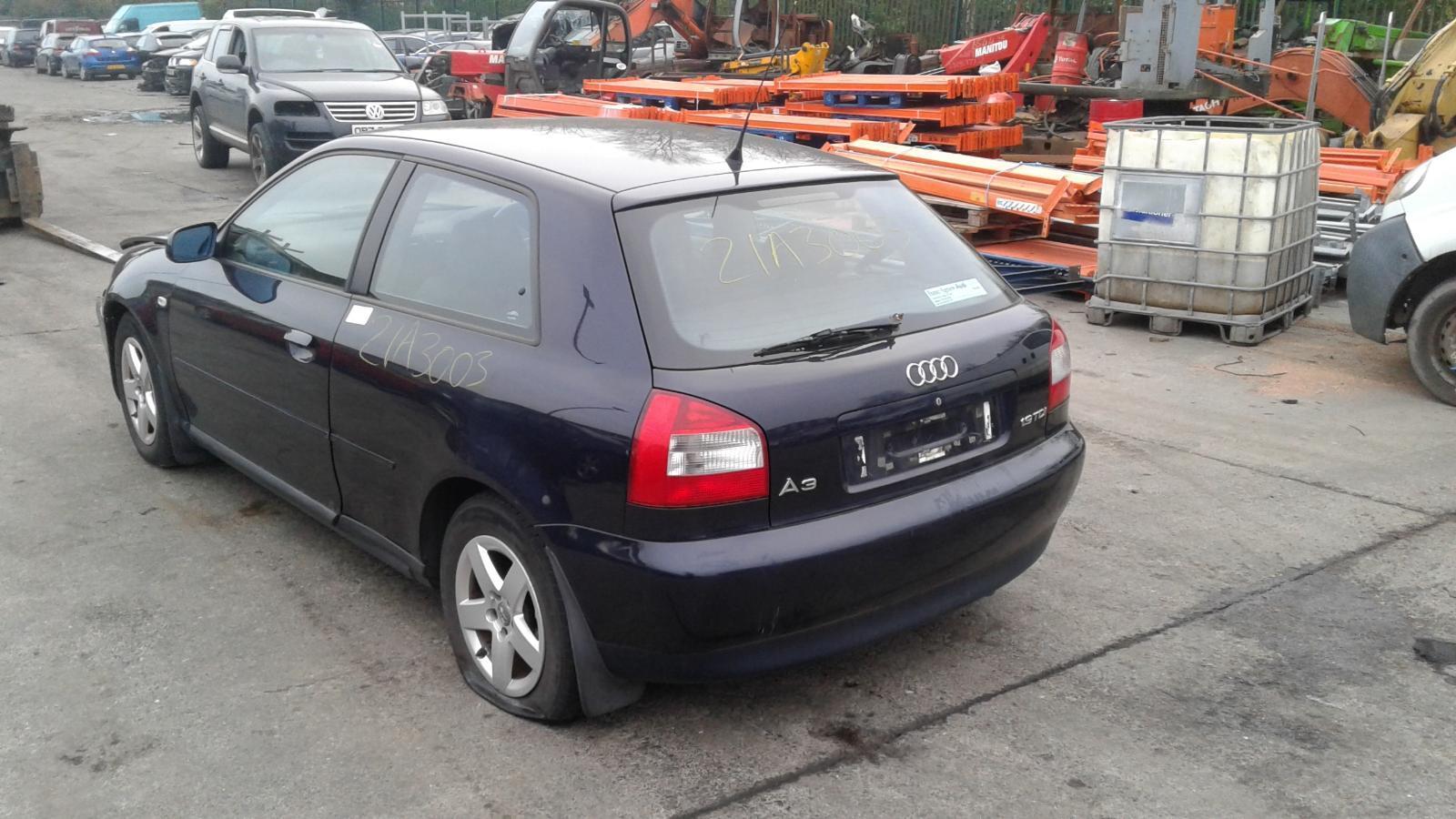 2002 AUDI A3 Image