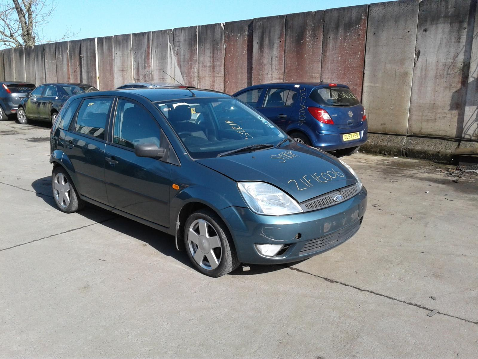 2002 FORD FIESTA Image