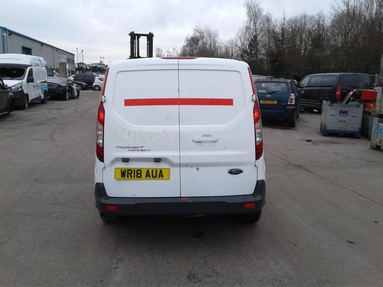 2018 FORD TRANSIT CONNECT Image