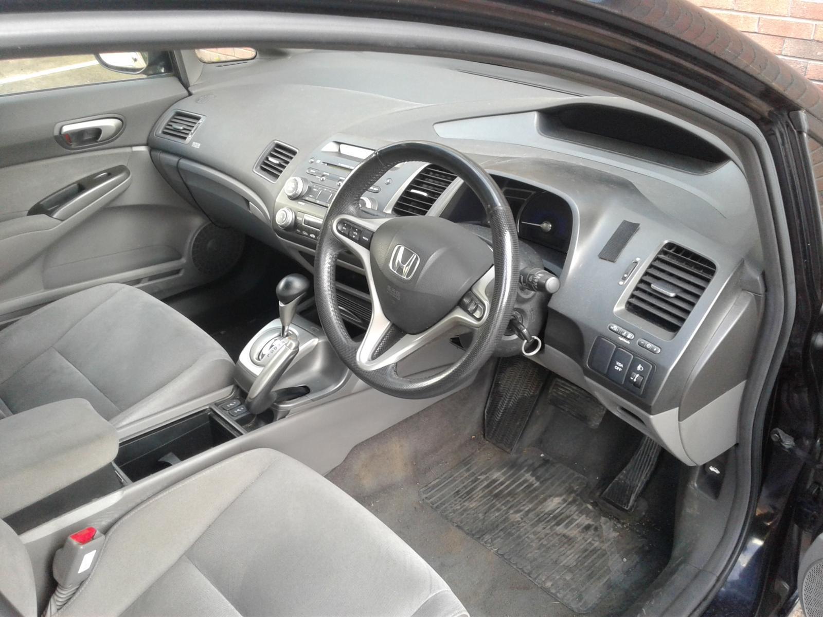 2007 HONDA CIVIC Image