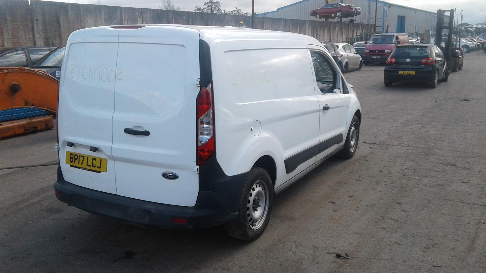 2017 FORD TRANSIT CONNECT Image