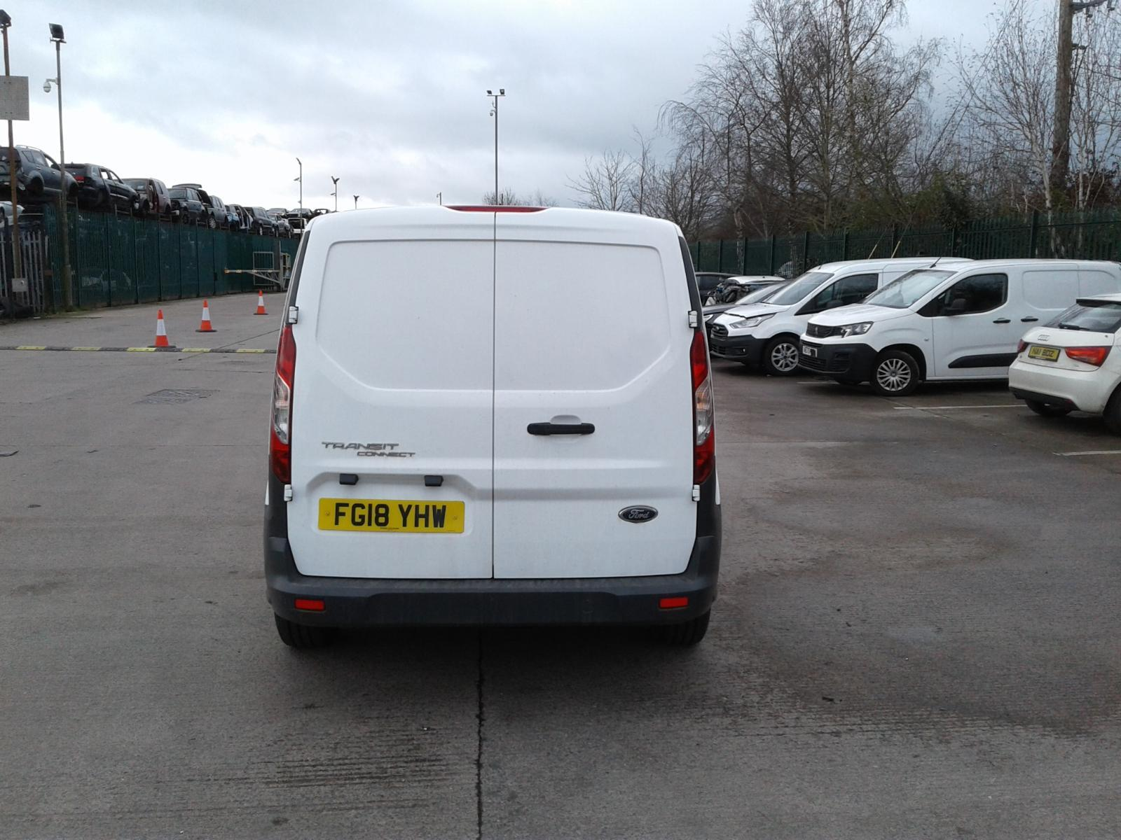 2018 TRANSIT CONNECT FOR SALE Image